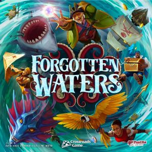 Forgotten Waters : A Crossroads Game